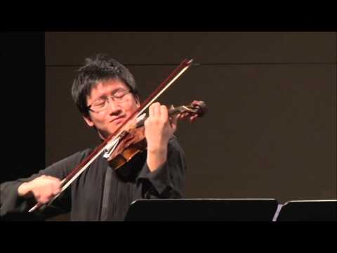 "Dan Zhu Performs Sheng's ""Stream Flows"" At IC2014"