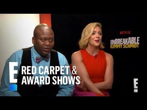 "Jane Krakowski's ""Unbreakable"" Character Based on Who? 