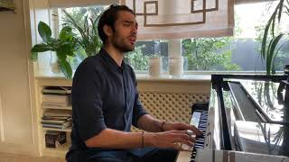Matteo Bocelli - Love Oḟ My Life - (Cover) - (Queen)