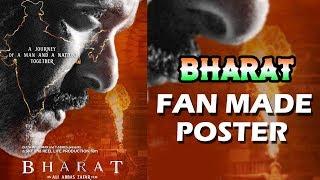 Bharat Movie Poster - Fan Made Goes Viral - Salman Khan , Katrina Kaif