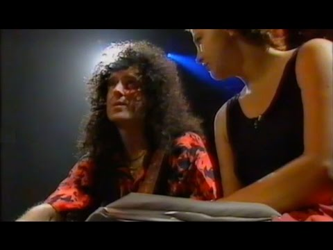 Brian May Interview for O-Zone, Manchester Apollo 08061993