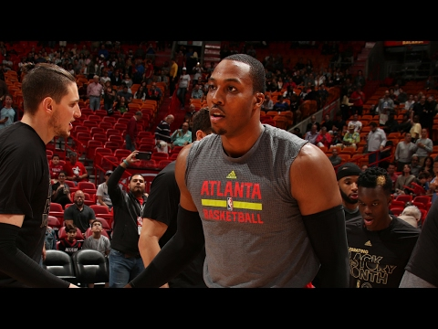 Dwight Howard Posts 24 & 23 in Houston Return | 02.02.17