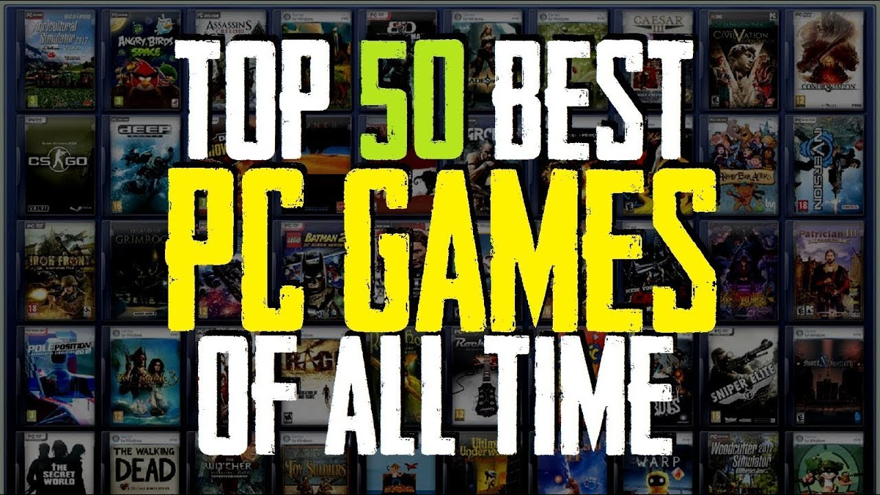 top games time all pc