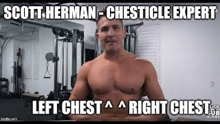 Scott Herman Has A Solution For A Small, Imbalanced Chest!!!