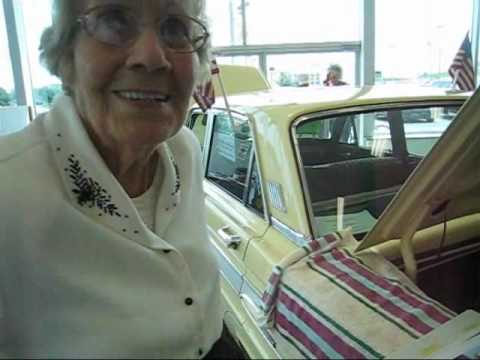 Nearly 600,000 Original Miles - Part 2 - Rachel Veitch 1964 Comet Interview.wmv