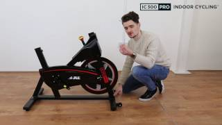 JLL® IC300 PRO Indoor Cycling™ Bike - Unboxing & Assembly
