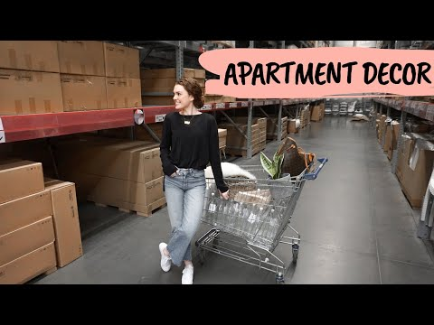 Shop With Me at IKEA | Apartment Decor