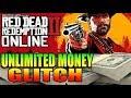 Red Dead Redemption 2 Online - NEW UNLIMITED MONEY GLITCH