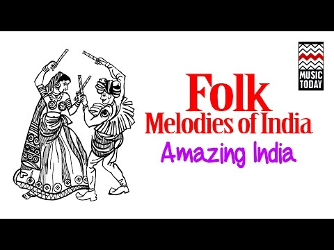 Folk Melodies of India | Audio Jukebox | Vocal | Folk | Langas