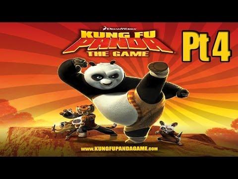 Kung Fu Panda Pt4 - Protect The Palace Gameplay Xbox 360