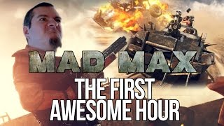Let's Play Mad Max PC Gameplay - The First Hour - IS IT THE MAGNUM OPUS OR A SMOKING WRECK?!