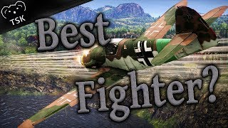 The Best Dogfighter in Game? | Bf 109 K-4 | War Thunder Gameplay