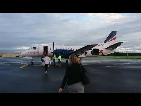 Flight Report | Regional Express | Saab 340B | VH-ZXQ | Ballina [BNK] - Grafton [GFN] - Sydney [SYD]