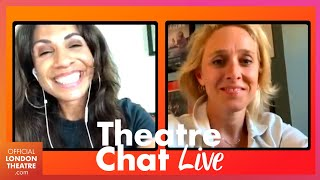 Theatre Chat Live | Ep 21 The Prince Of Egypt & The Money Live