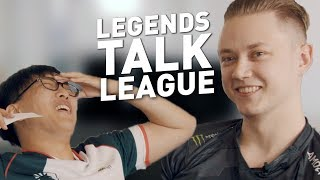 OFF THE RIFT - Rekkles & Doublelift Talk League - FNATIC & TEAM LIQUID