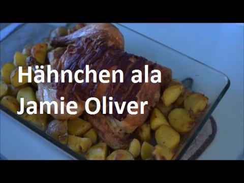 Zitronenhähnchen Ala Jamie Oliver Youtube