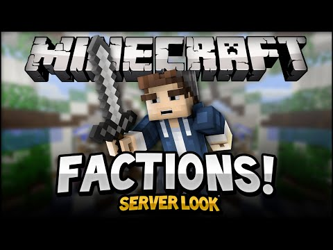 FACTIONS! | A server look on the Royal Legacy server! - Factions / Prison & more