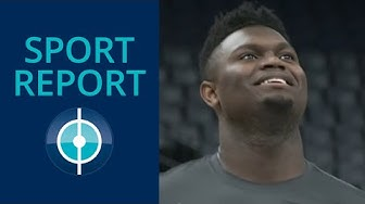 Williamson in NBA vor Profi-Debüt bei Pelicans