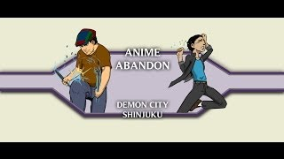 Anime Abandon: Demon City Shinjuku
