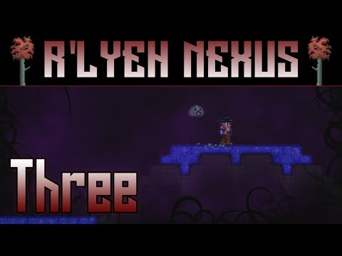 Terraria | R'lyeh Nexus Custom Map | Part 3