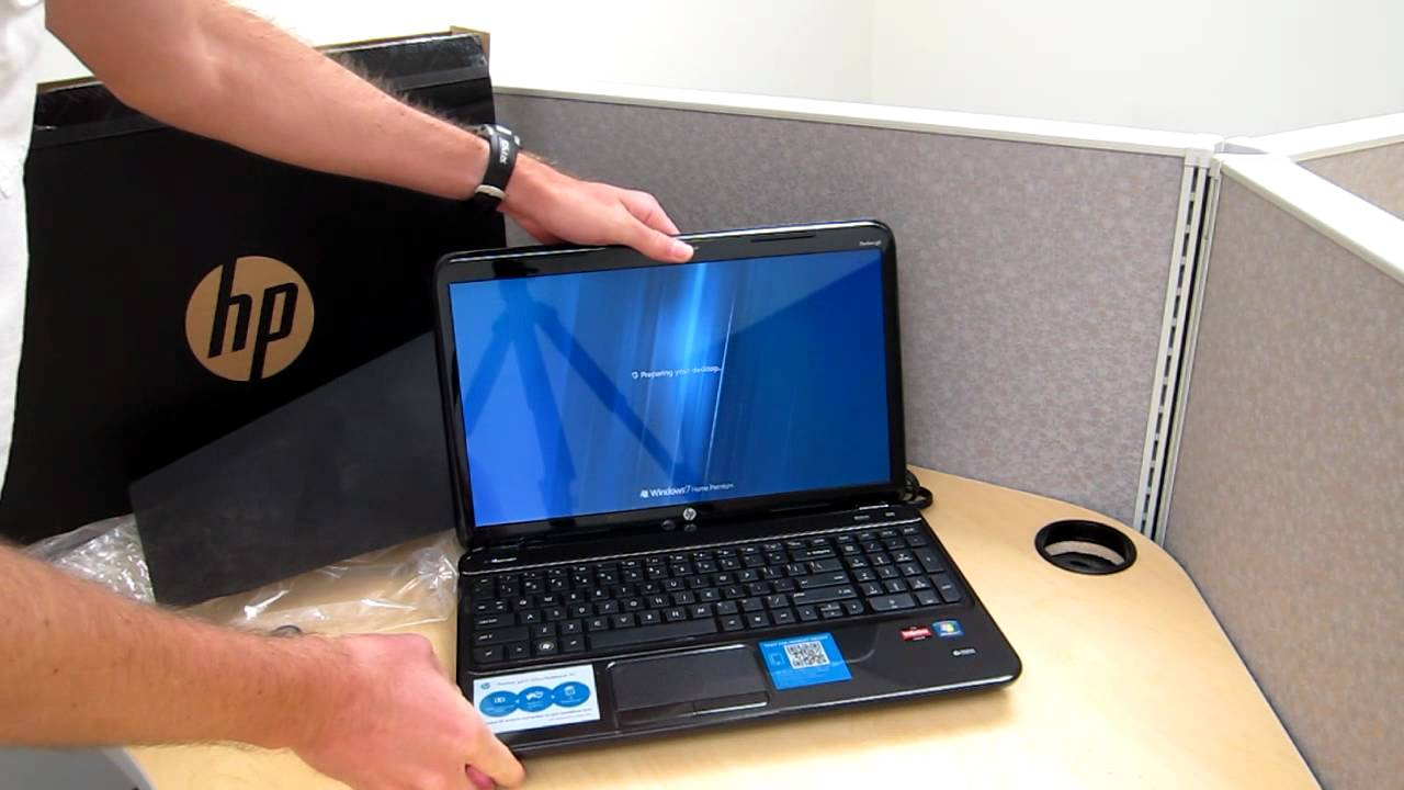 HP Pavilion g6-2123us Unboxing and First Thoughts