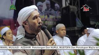 YA HABIBI YA THOBIBI Versi TERBARU AZZAHIR PEKALONGAN ( VOC Habib BIDIN ASSEGAF)