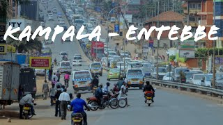 The Safest Kampala Entebbe Route In A Ugandan Taxi/Matatu