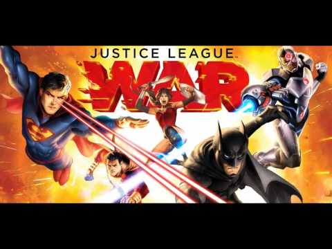 Justice League - War - End Credits Music