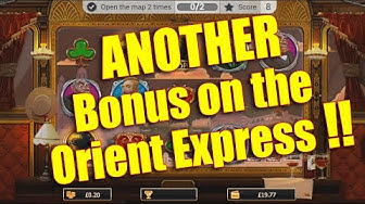 ANOTHER Bonus on the Orient Express - Mobile Online Slots - PlayOJO Casino - The Reel Story