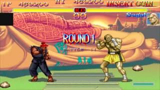 Super Street Fighter 2X - Akuma (Arcade) Hardest Video