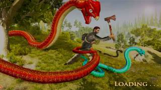🐍Snake Simulator Anaconda Attack Game 3D, By Best Virtual Social Sim Games