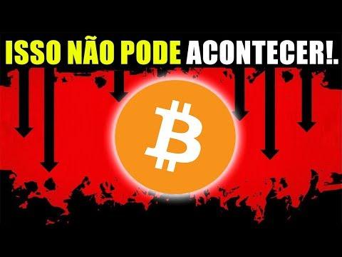 Bitcoin Poderá Ficar Em Estado De Calamidade Se Esse Fato Acontecer..