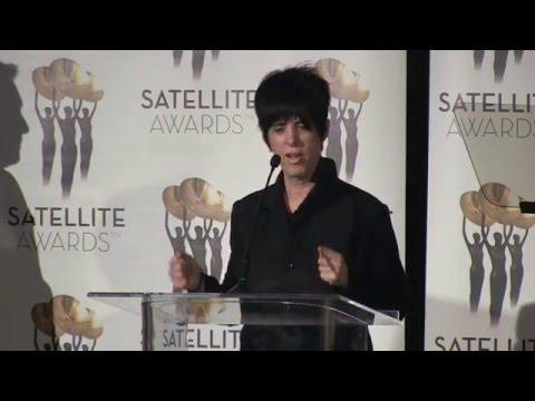 Diane Warren wins Best Original Song at the 20th Satellite Awards