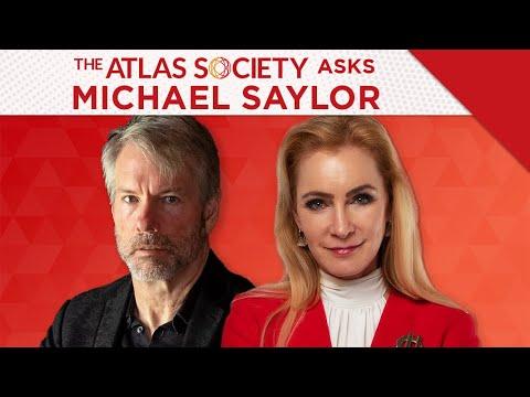 Download The Atlas Society Asks Michael Saylor
