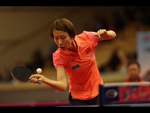 Wu Yang Swedish Open 2014 Highlights Ai Fukuhara Vs Wu Yang QF