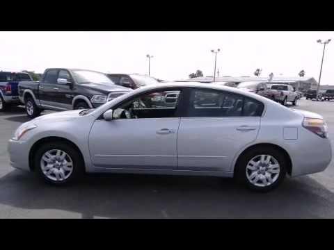 Allen Samuels Dodge >> Used Silver 2012 Nissan Altima 2.5 S Near Corpus Christi, Kingsville, & Beeville, TX. - YouTube