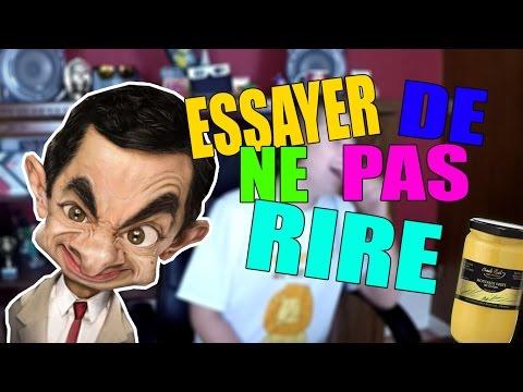 MICHOU - ESSAYER DE NE PAS RIRE 2 (CHALLENGE)
