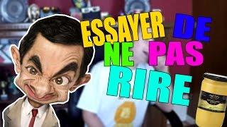 MICHOU ESSAYER DE NE PAS RIRE 2 CHALLENGE