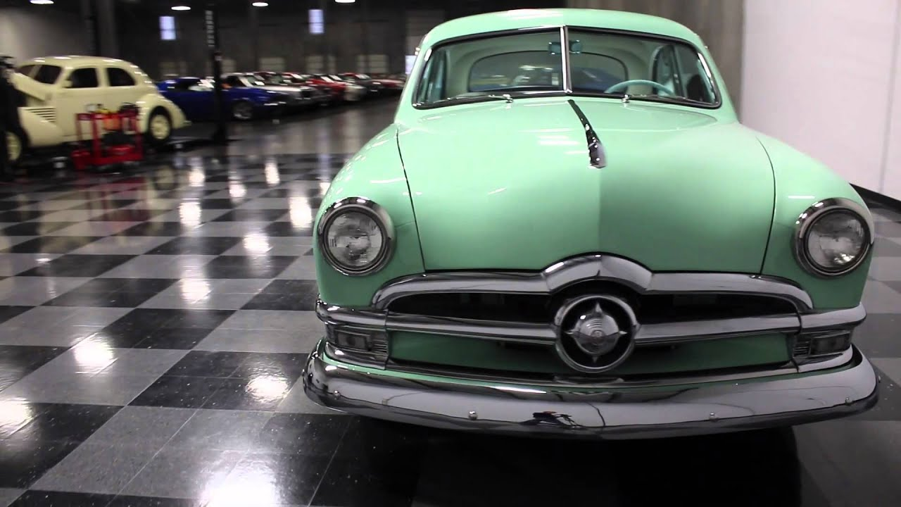 2353 ATL 1950 Ford Coupe - YouTube