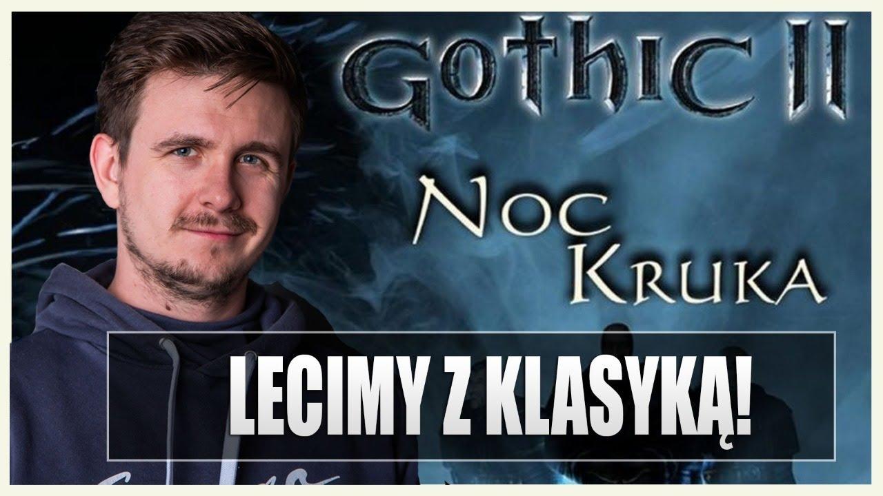 Zapraszam na Gothic 2: Noc Kruka - DLC Ukończone! Lecimy 3 Rozdział! (13) #live