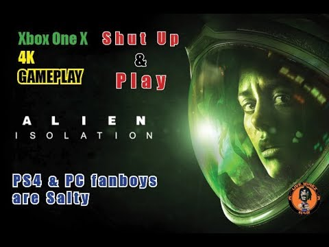 Alien isolation xbox one framerate issues and how i fixed them.