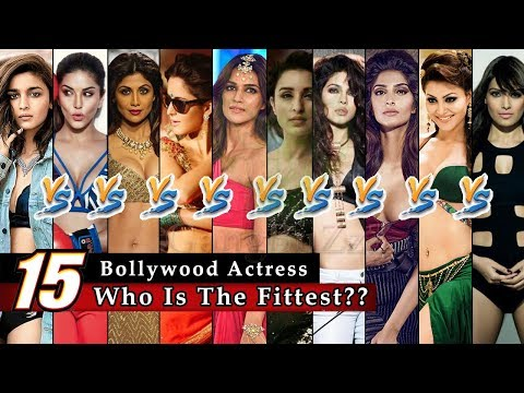 15 Best Body Actress  In Bollywood - Deepika | Bipasha | Sunny | Urvashi | Katrina | Alia | Kriti