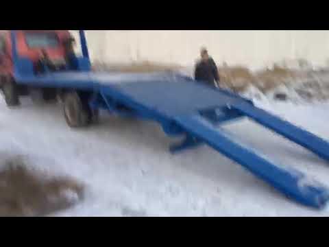 Производство эвакуаторов / Gals Machinery