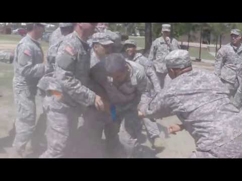 96th Civil Affairs Battalion   Video Game Trailer Concealed Carry Training
