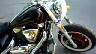 My LC 1500 Suzuki Intruder