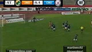 Jaguares vs Cruz Azul Clausura 2009 Jornada 17 3 3