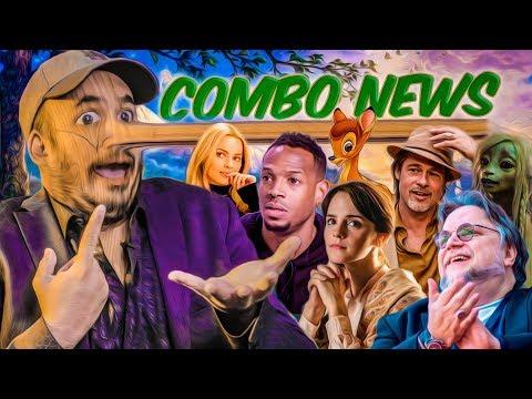 EmmaWatson, EddieMurphy regresa, PinochoTipoFrankenstein, MarlonWayans PlasticMan? y más #ComboNews