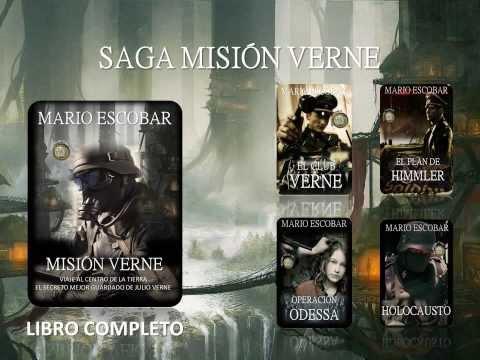 saga-misiÓn-verne-de-mario-escobar