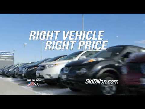 Sid Dillon Lincoln Ne >> Sid Dillon Lincoln Nebraska Used Cars Youtube