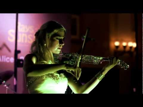 Palladio Remix - Live Performance (HD) - Electric Violinist - Kate Chruscicka